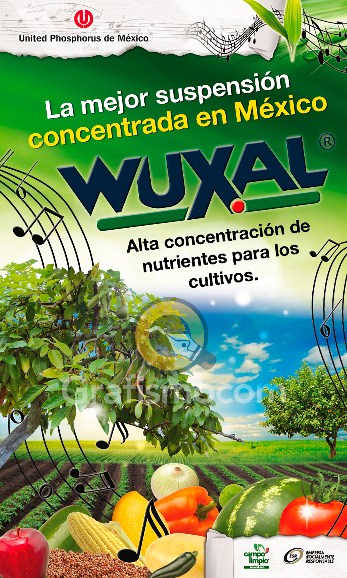 Wuxales UPL